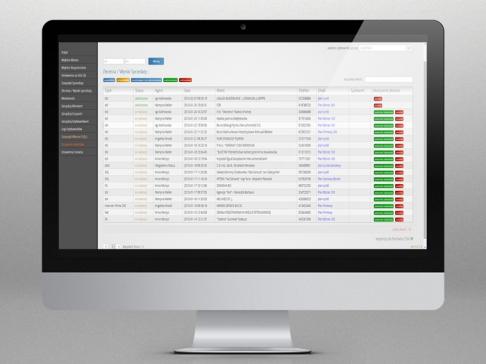 System CRM Kamrat 2.0
